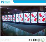 T電話シリーズ屋外HD LEDスマートな広告ポスター表示