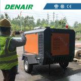 compresor de aire móvil diesel 7-35bar para la venta en Qatar