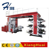 Печатная машина Flexo новой конструкции высокоточная