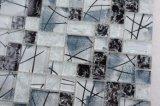 De goedkope Tegels van het Mozaïek van het Glas van de Barst van het Ijs van de Stijl van Europea van de Prijs voor Muur