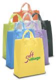 Polisacchi molli della maniglia del ciclo del LDPE, sacchetto di acquisto, sacchetto del regalo (HF-619)