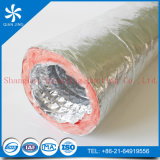 Condotto di alluminio dell'isolamento dentellare della vetroresina di Owens Corning per la HVAC