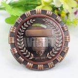 Medalha do metal do estilo do movimento do OEM 3D da fabricação em China