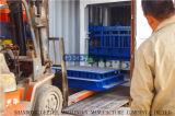 Machine de blocs creux Qt10-15 du béton de ciment Automatique bloc solide Making Machine