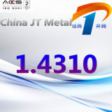 1.4310 / X10CRNI18-8 / placa de acero inoxidable tubo/Bar