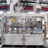 Máquina de enchimento automática da água mineral da tabela