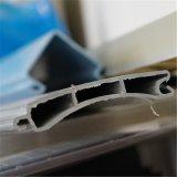 Produits en plastique de expulsion d'extrusion de PVC de profil en plastique