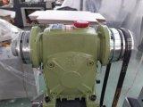 Ángulo manual que pega la máquina Tj-40