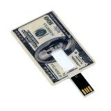 Vara por atacado Pendrive da memória do logotipo do espaço em branco DIY da movimentação do flash do USB do cartão