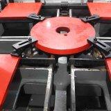 La placa de alta velocidad perfora la máquina