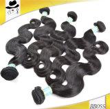 extensions brésiliennes de cheveux humains d'onde de la mode 10A neuve grandes