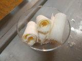 Quadrata macchina del yogurt fritta singola vaschetta del gelato