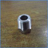新しいカスタマイズされた高精度CNCの機械装置部品M8ねじ