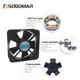 (SF20060) ventilatore di ventilazione quadrato del ventilatore del cuscinetto a sfere 8inch per il Governo
