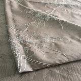 Foire de Canton de rideau de fenêtre Hot tendance tissu ordinaire