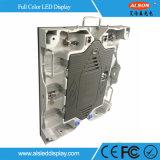 P4 Señal de pared de vídeo LED pantalla LED para interiores con Meanwell/G-Fuente de alimentación de energía