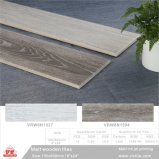 China Foshan Madera Material de construcción de Baldosa Cerámica para Decoración (VRW6N1594, 150x600mm/6''x32'')