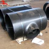 3Un tubo de acero inoxidable sanitario de soldadura de montaje de la igualdad de la t