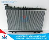 Radiador de carro de autopeças para a Toyota Sunny B14 1994-1996 tanque plástico de Núcleo de alumínio