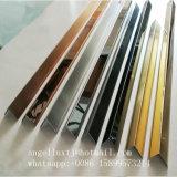 Настраиваемые декоративные металлические линии рамы наружного зеркала заднего вида в золотой отделкой из нержавеющей стали