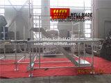 AS/NZS1577 Kwikstage основы системы металлических пластин деки оцинкованной Steelplank системной платы