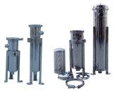 Líquido de acero inoxidable Industrial Bolsa sanitaria la caja del filtro para la venta