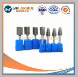 De bonne qualité bavures rotatif de carbure de CNC