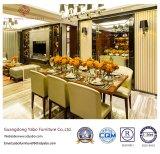 Замечательный отель-ресторан со столом и стулом (YB-O-87)