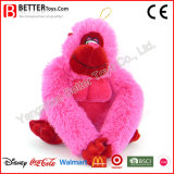 Brinquedo macio quente do gorila dos animais enchidos do luxuoso da venda para miúdos/crianças