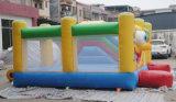 preiswerte 4*4*3m und Qualität scherzt Familie verwendete reizendes kleines Inflatables Prahler-Schloss-Schwamm-Baby-aufblasbare Prahler en gros