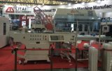Elektrisches Kabel-Ei-Kuchen-Tellersegment, das Maschine herstellt