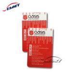 Hochwertige Cr80 Karte des Speicher-IS für VIP-Mitgliedskarte