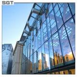 verre trempé en verre Tempered de 10 millimètres pour la construction