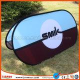 Impresión Digital de moda barata de un marco oval Banner