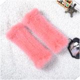 Baby-Pelz-Hut/Tierkostüm-/Kaninchen-Pelz-Handschuhe für Frauen