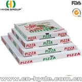 [وهيت ببر] عامة تصميم [تك-ووت] بيتزا صندوق مع علامة تجاريّة