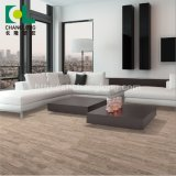 Commerciaux et de l'intérieur du grain du bois d'Interverrouillage de plancher en vinyle PVC, ISO9001 Changlong Clw-25