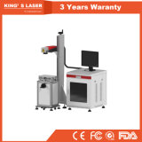 100*100mm 20W 30W 50W Produktionszweig Laser-Markierungs-Maschine