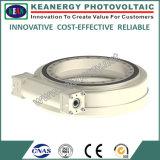 Mecanismo impulsor de la ciénaga del engranaje de gusano de ISO9001/Ce/SGS para la energía solar