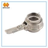 Tw2817 DIN de acero inoxidable/acoplamiento/abrazadera de latón