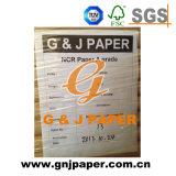 sur le papier-copie sans carbone de paquet de palette ou de paquet en vrac