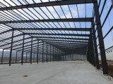 Edificio de almacenaje ligero de la estructura de acero