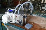 Máquina de rellenar líquida linear de la bomba de engranaje de Pastecwith de la alta calidad