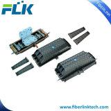 FTTH/FTTX 12-192のコアかFoscのスプライスの閉鎖の光ファイバケーブルの接合箇所機構