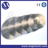 Outils de coupe personnalisée de l'abrasion alliage résistant à la lame de scie (ou-400007)