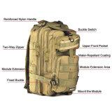 옥외 야영 하이킹을%s 군 전술상 큰 육군 위장 책가방