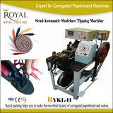 Máquina que inclina semiautomática de Rykl-II para la bolsa de papel de la caída del cordón
