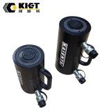 Cilindro idraulico di alluminio a semplice effetto di alta qualità di Kiet