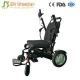 리튬 건전지를 가진 접히는 전기 자동적인 휠체어