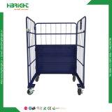Metais pesados e Nestable dobrável larga carrinhos auxiliares